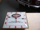 Dealer clock