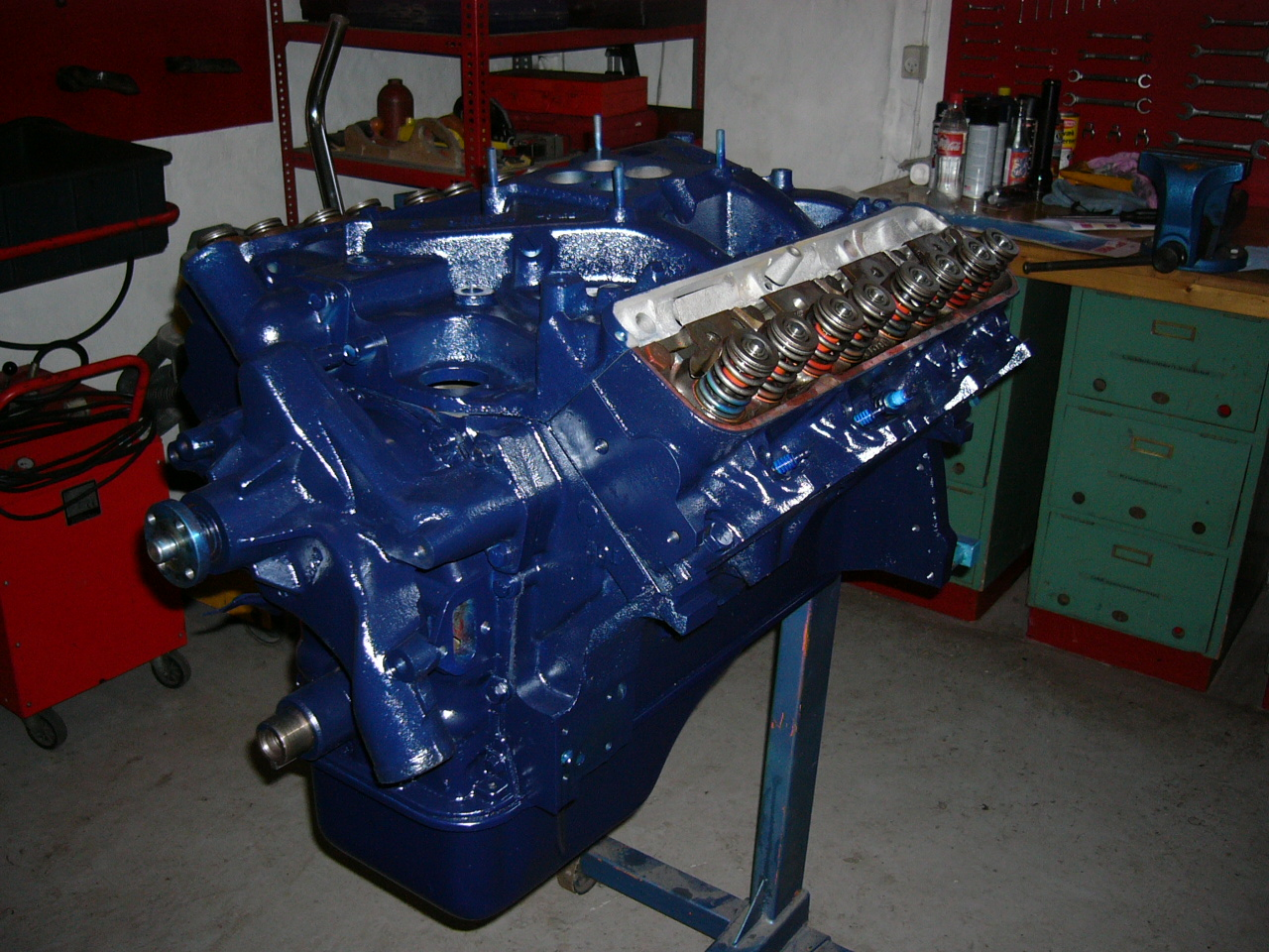 Repainted_engine